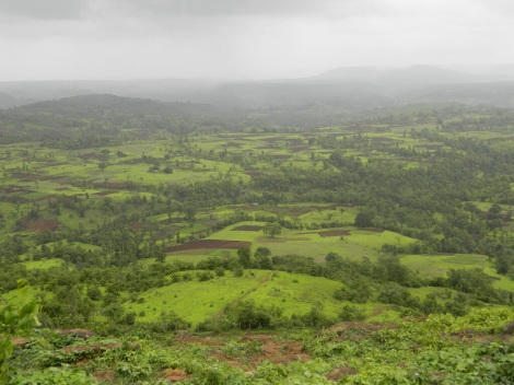 Vistas from Hanuman Point, Jawhar