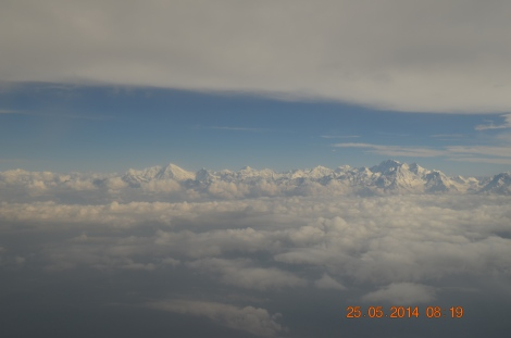 The mighty Himalayas (1)
