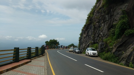 ​​Approaching Lakkidi View Point