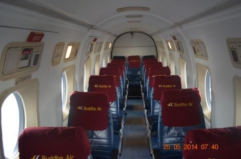 9. Inside our dreamliner
