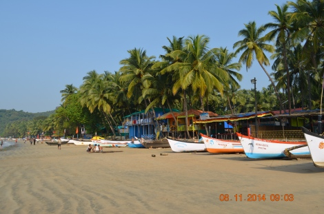 South Goa has some of the most beautiful beaches of India
