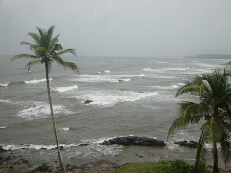 Wet Goa is a feast to eyes