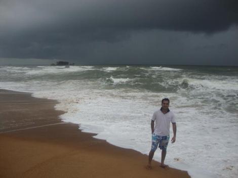 Fifty shades of grey in Goan monsoon