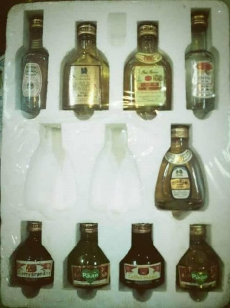 Whiskeys of sikkim
