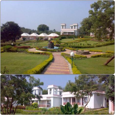 MPTDC's Narmada Retreat