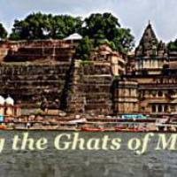 Life along the Ghats of Maheshwar