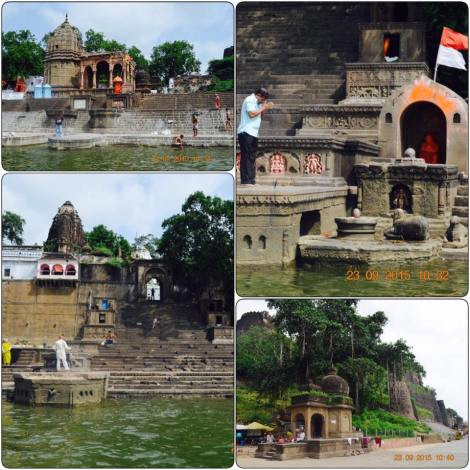Glimpses of Ghat life