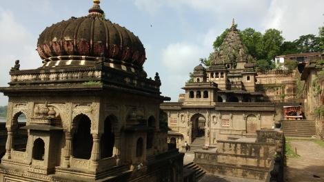 Vithoji Chhatri _ Ahilyeshwar Temple