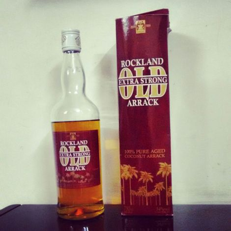 Arrack of Sri lanka can be rightly called as the grandfather of all the alcoholic drinks.