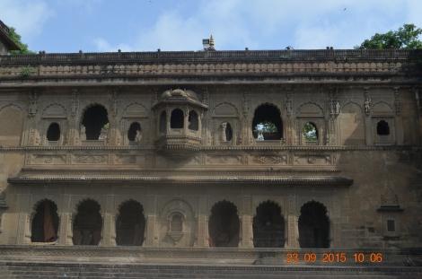 24. Fine Maratha architecture