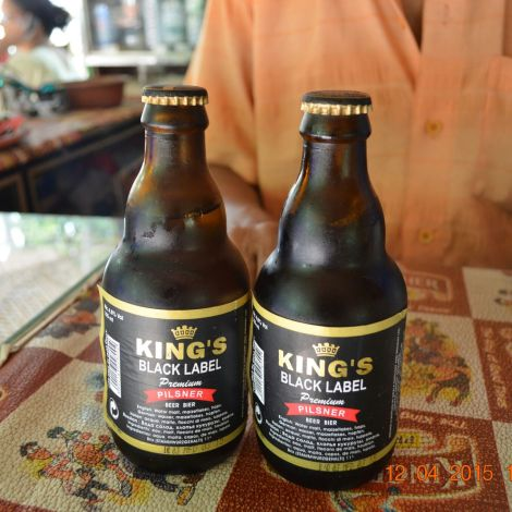 King Beer is for Goa what Guinness is for Ireland